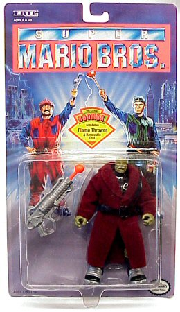 SUPER MARIO BROS THE MOVIE (ERTL) 1993 Mario_14
