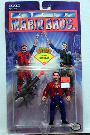 SUPER MARIO BROS THE MOVIE (ERTL) 1993 Mario_15