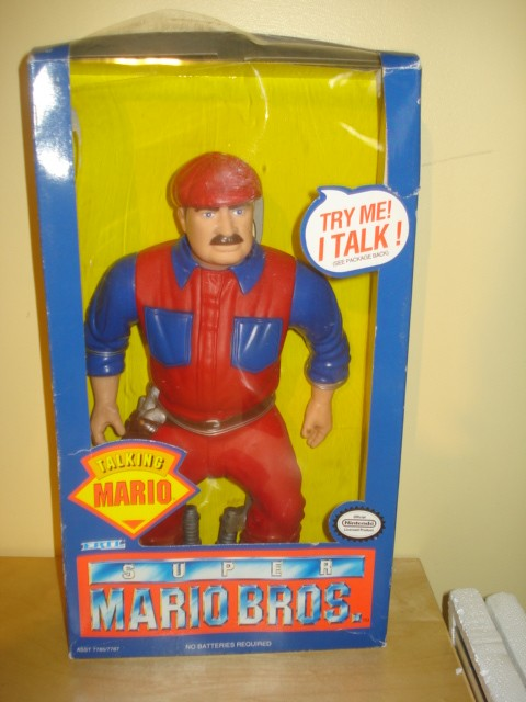SUPER MARIO BROS THE MOVIE (ERTL) 1993 Mario_24