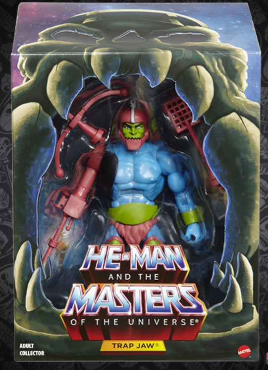 MASTERS OF THE UNIVERSE Classics (Mattel) 2008+ - Page 43 Trap0110