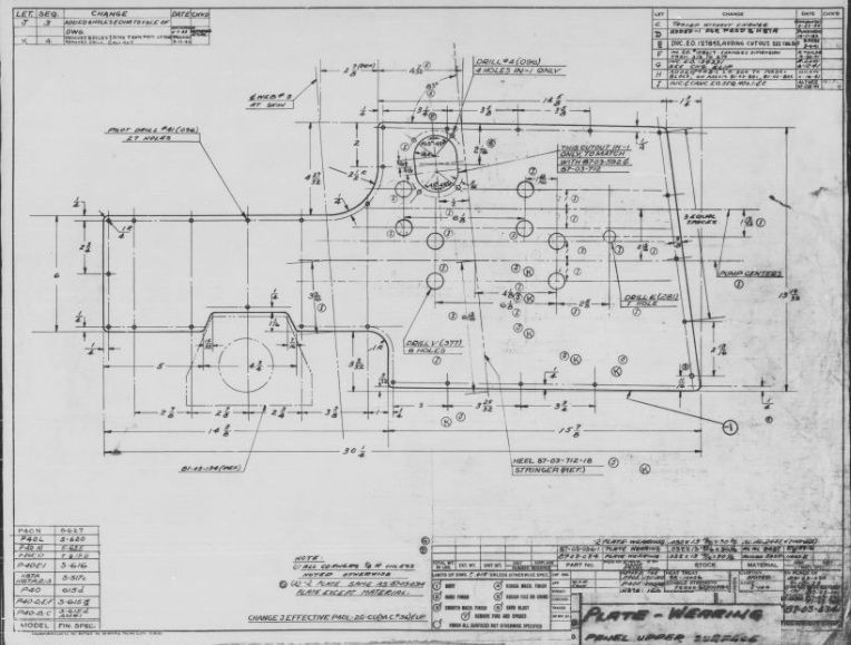 Proizvodnja zrakoplova Wearin10