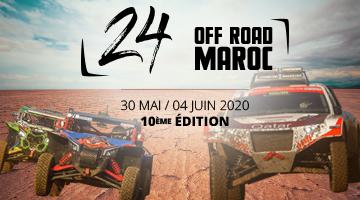 10ème édition des 24 H TT du MAROC 2020 24hoff11
