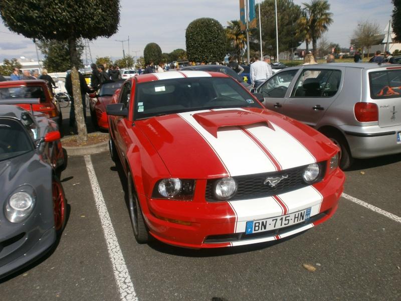 W126 présentes au rassemblement informel du premier dimanche de chaque mois à Pau-Lescar P4030012