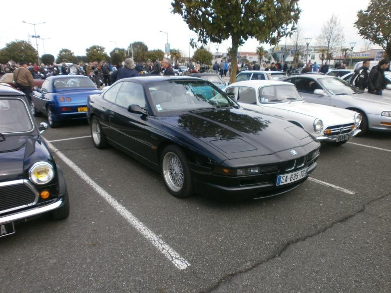 W126 présentes au rassemblement informel du premier dimanche de chaque mois à Pau-Lescar P4030015