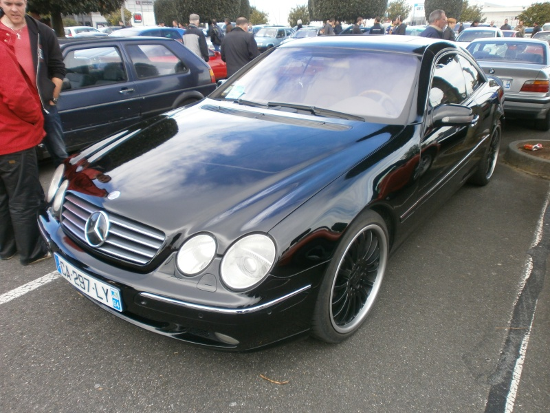 W126 présentes au rassemblement informel du premier dimanche de chaque mois à Pau-Lescar P4030018