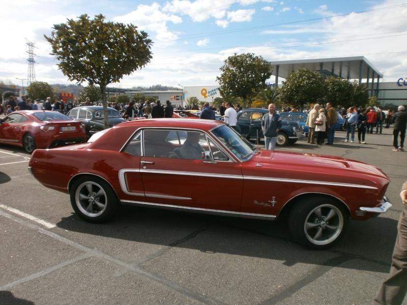W126 présentes au rassemblement informel du premier dimanche de chaque mois à Pau-Lescar P4030019