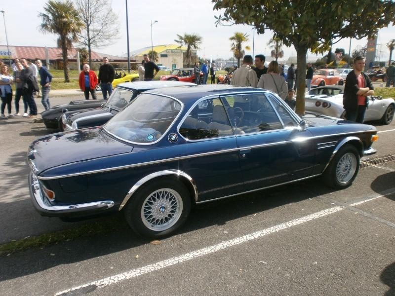 W126 présentes au rassemblement informel du premier dimanche de chaque mois à Pau-Lescar P4030020