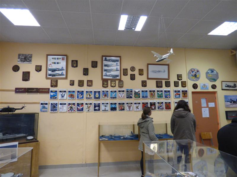 [ Logos - Tapes - Insignes ] AUTOCOLLANTS DE LA MARINE Rochef46