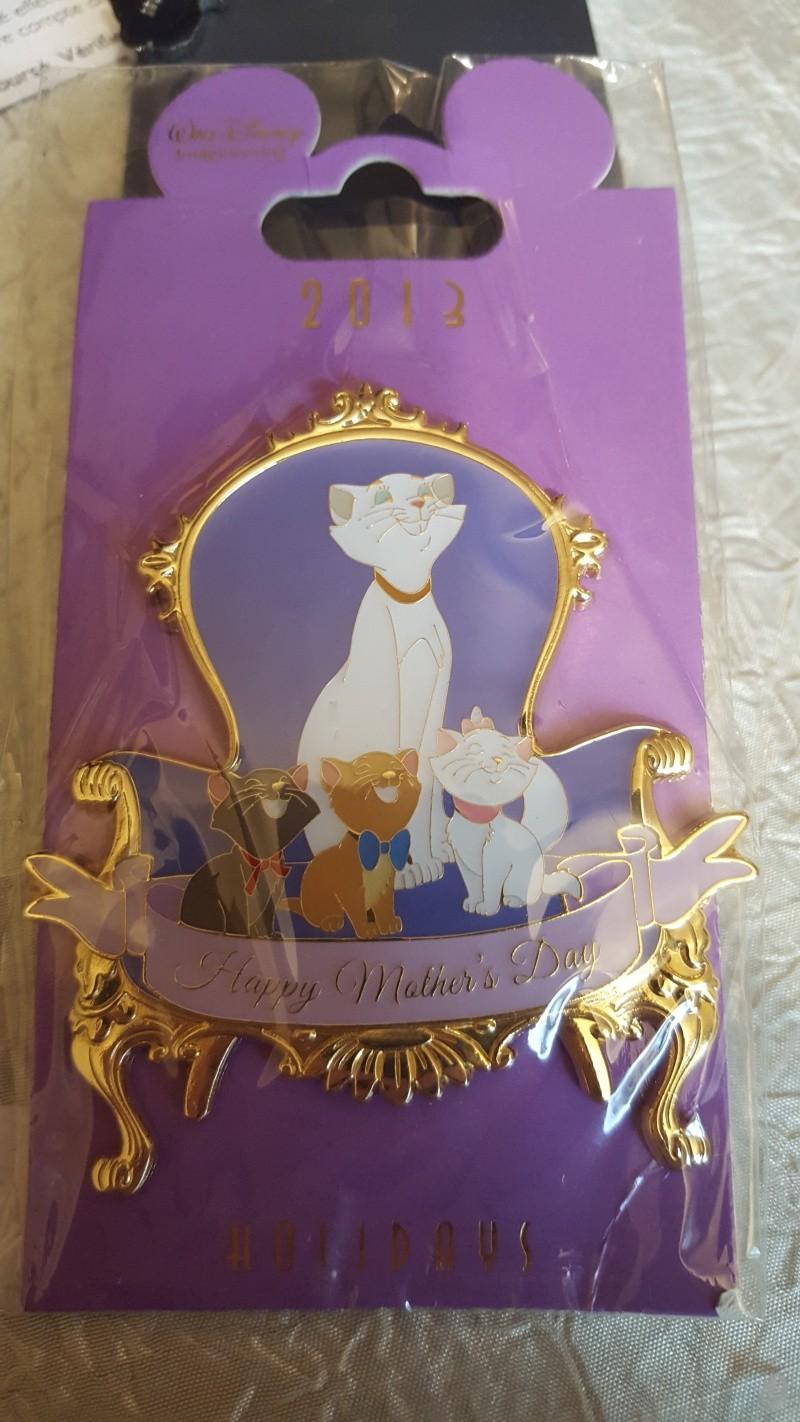 Le Pin Trading à Disneyland Paris - Page 20 20160517