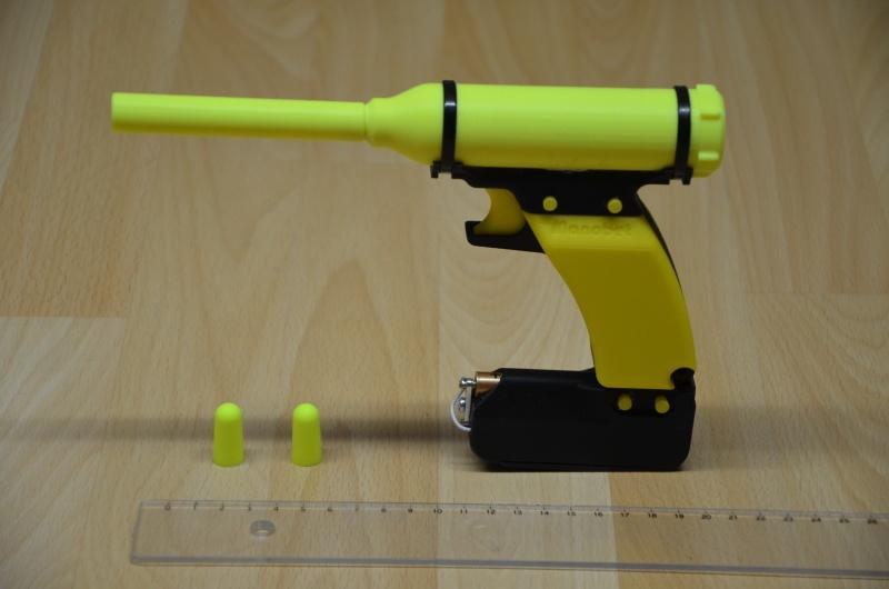 Pistolet à butane imprimé 3D Mini_p10