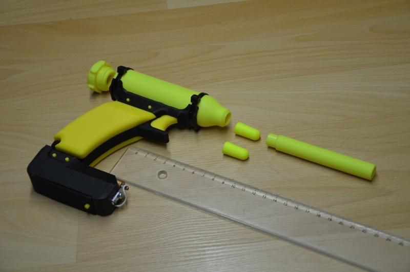 Pistolet à butane imprimé 3D Mini_p12
