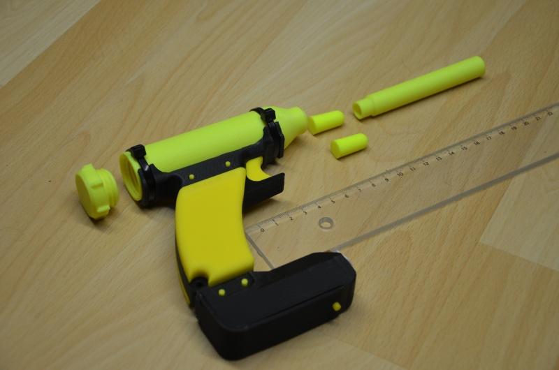 Pistolet à butane imprimé 3D Mini_p13
