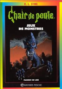 """Collection """"CHAIR DE POULE"""" de R. L. Stine 42853-10"""