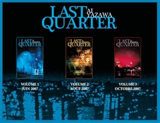 * last quarter * Volume10