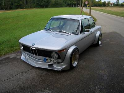 Bmw 2002 Look Berg Cup Bistrot Autopassion