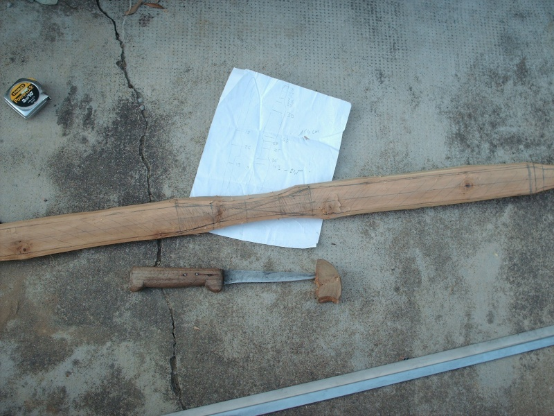 Fabriquer Un Arc En Bois quel bois pour quel arc? - page 3