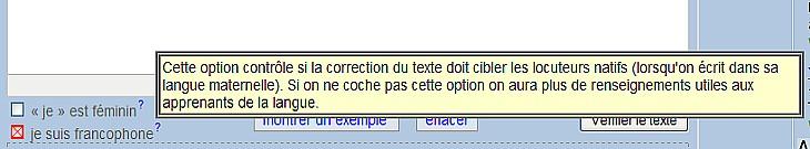 outil de correction en ligne Sans_t53