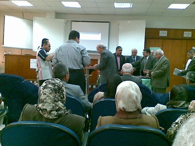 افتتاح الدورة التدريبية لطلاب المجلس العربي للاختصاصات الطبية Oooo_u22