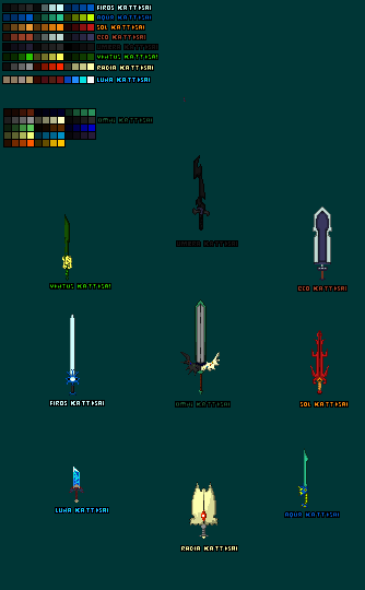 So I remade the Soul Blades, The_so10