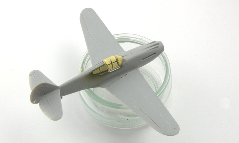 Curtiss P-40 Airfix et Trumpeter - 1/72 - special project 2110