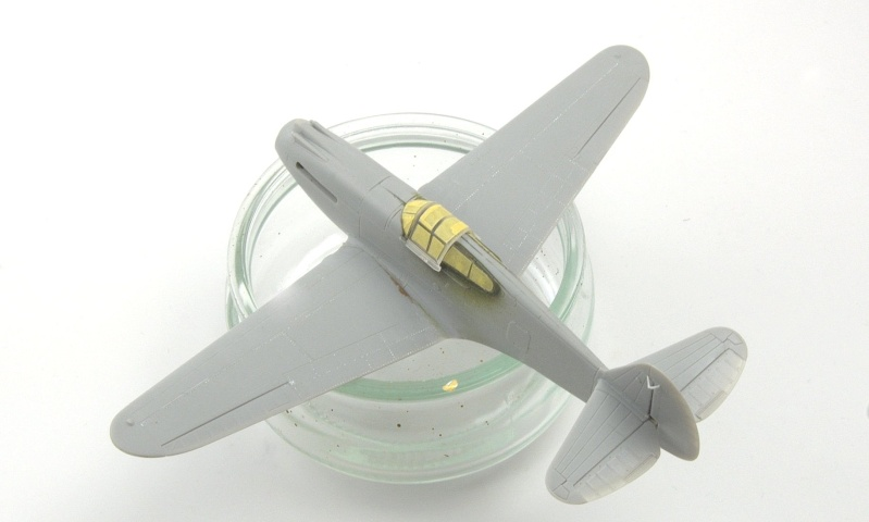 Curtiss P-40 Airfix et Trumpeter - 1/72 - special project 2211