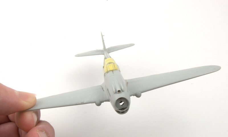 Curtiss P-40 Airfix et Trumpeter - 1/72 - special project 2310