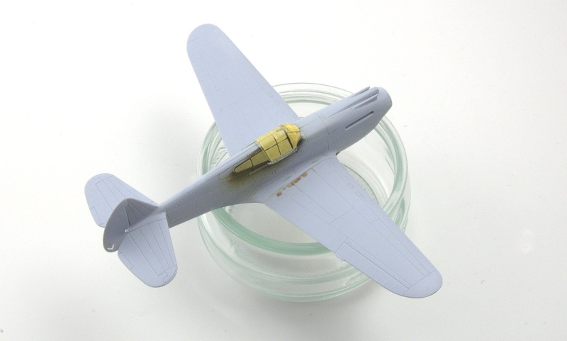 Curtiss P-40 Airfix et Trumpeter - 1/72 - special project 2610