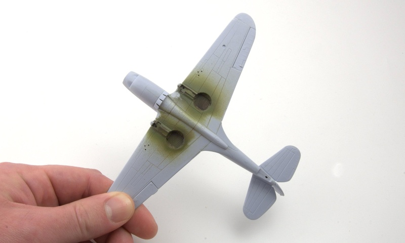 Curtiss P-40 Airfix et Trumpeter - 1/72 - special project 2810