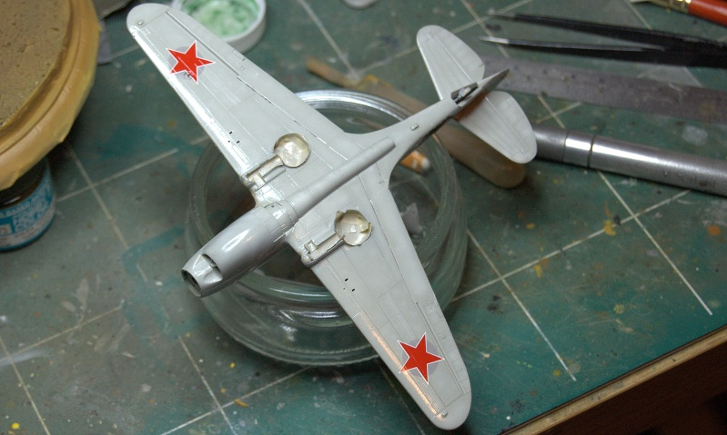 Curtiss P-40 Airfix et Trumpeter - 1/72 - special project 3510
