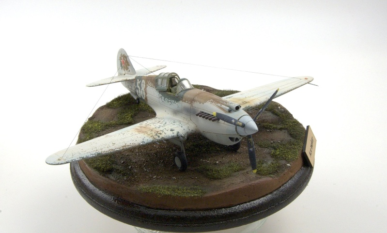 Curtiss P-40 Airfix et Trumpeter - 1/72 - special project 4110