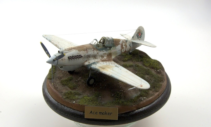 Curtiss P-40 Airfix et Trumpeter - 1/72 - special project 4210