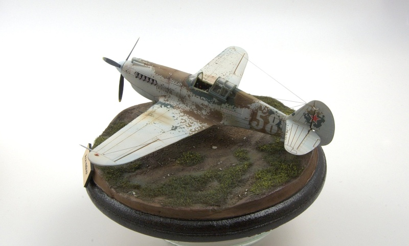 Curtiss P-40 Airfix et Trumpeter - 1/72 - special project 4310