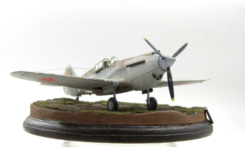 Curtiss P-40 Airfix et Trumpeter - 1/72 - special project 4610