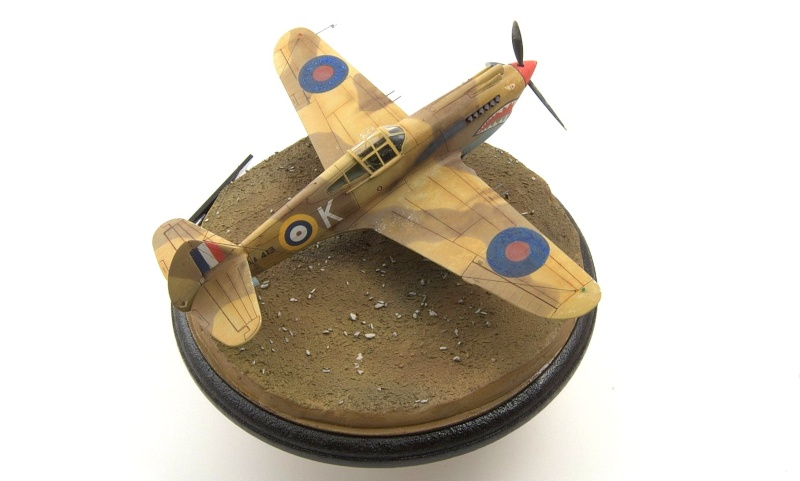 Curtiss P-40 Airfix et Trumpeter - 1/72 - special project 5510