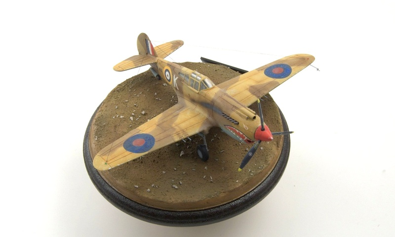 Curtiss P-40 Airfix et Trumpeter - 1/72 - special project 5610