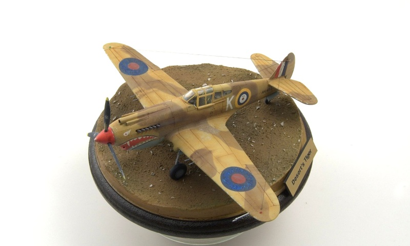 Curtiss P-40 Airfix et Trumpeter - 1/72 - special project 5710