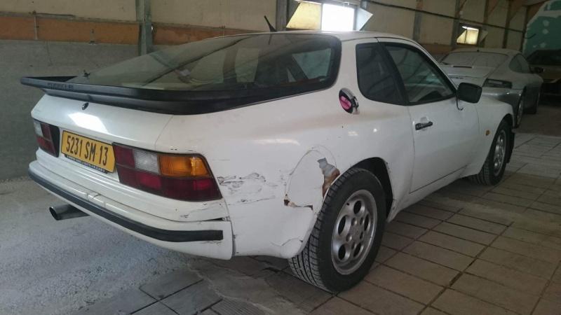 Porsche 944 2.5l athmo projet cup Receiv12