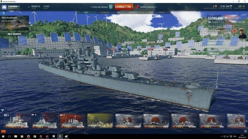 World of Warship Croiss10