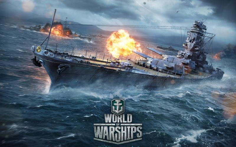 World of Warship World-10