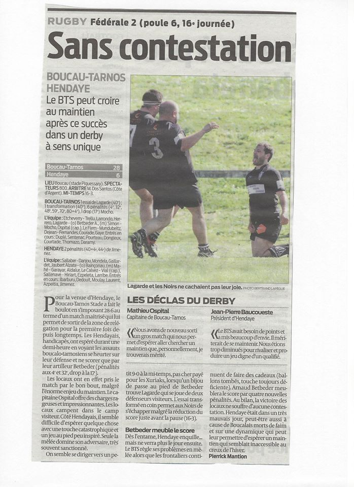 Direct-Live : BTS / Hendaye - Page 4 Articl10
