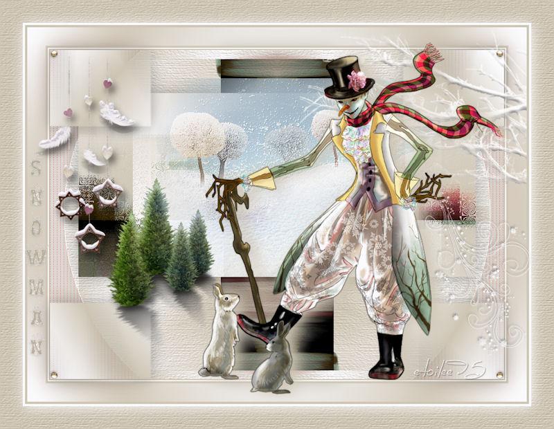 Snowman (PSP) Image120