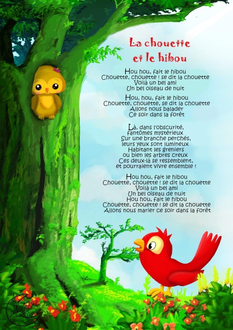 Changement de parole de chanson Chouet10