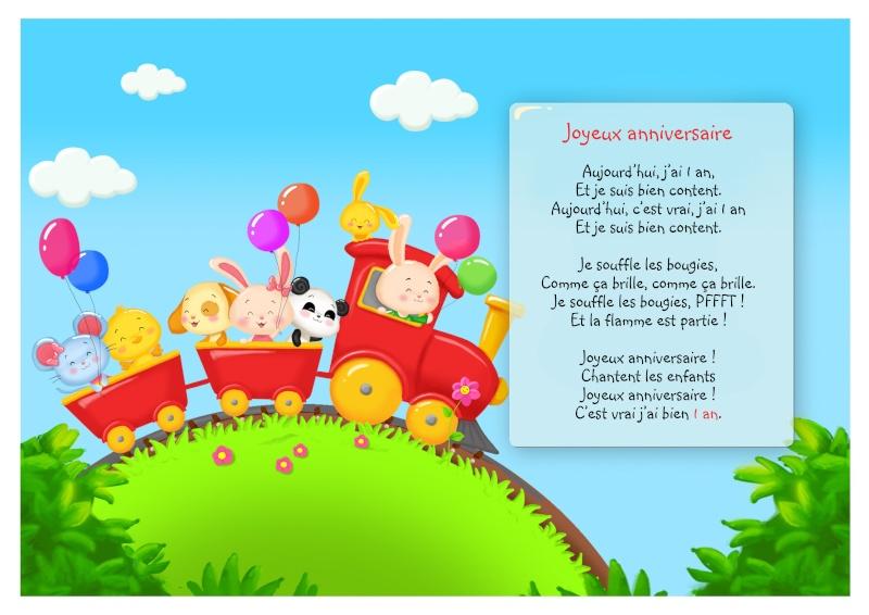 Décor pour texte joyeux anniversaire Compti10