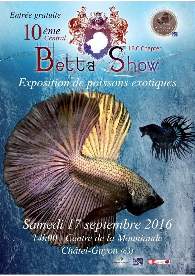 Chatel Guyon 2016: le 10eme Flyer_10