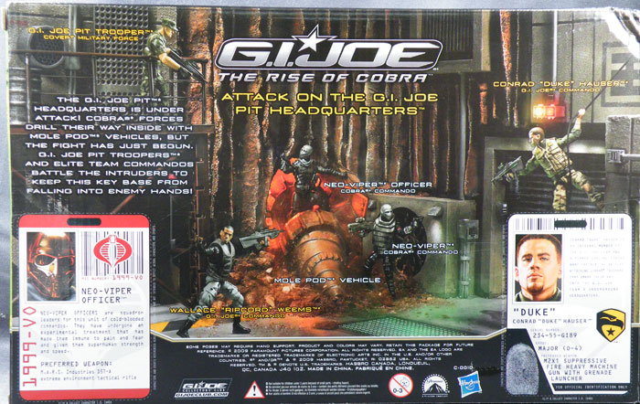 [Review] TRU Attack on the PIT 5-pack (par Justin Bell) Box-0210