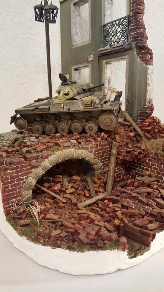 panzer - [Pedrolemac] Stalingrad - le tombeau de la Wehrmacht - panzer II  - Page 6 19188410