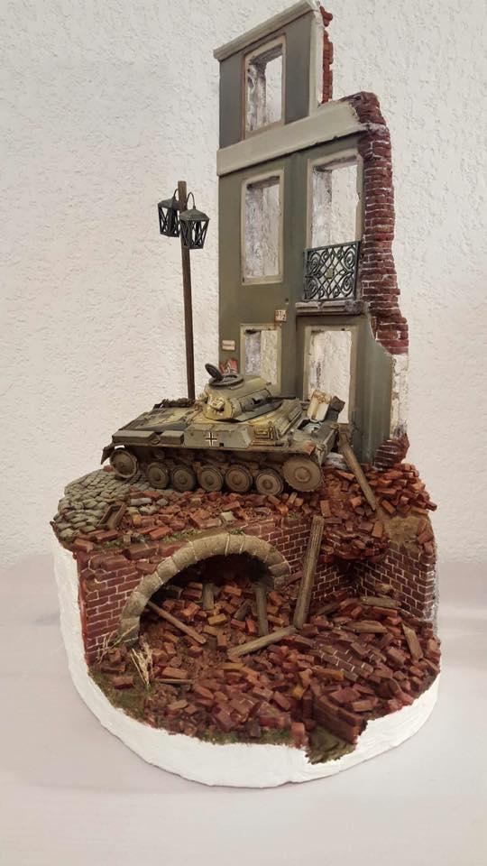 panzer - [Pedrolemac] Stalingrad - le tombeau de la Wehrmacht - panzer II  - Page 6 19581010