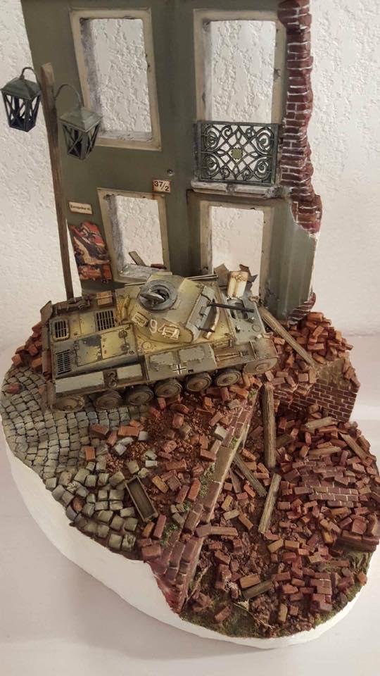 panzer - [Pedrolemac] Stalingrad - le tombeau de la Wehrmacht - panzer II  - Page 6 19583410
