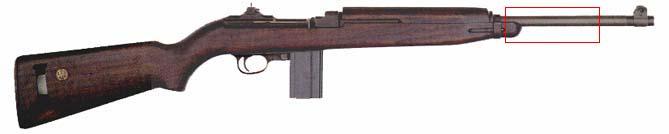 Carabine M1A1 Carabi10