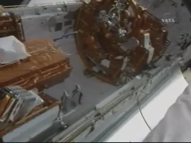 [STS-125] Atlantis : la mission Realp109